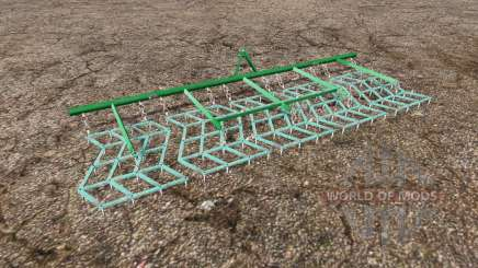 Mounted harrow für Farming Simulator 2015
