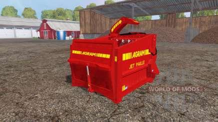Agram Jet Paille v2.0 für Farming Simulator 2015