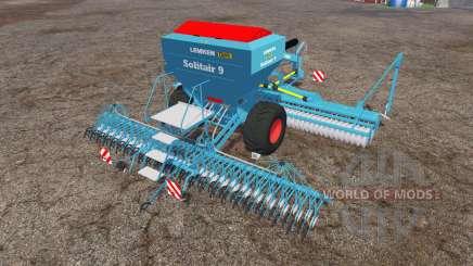 LEMKEN Solitair 9 pour Farming Simulator 2015