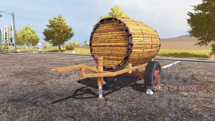 Liquid manure barrel für Farming Simulator 2013