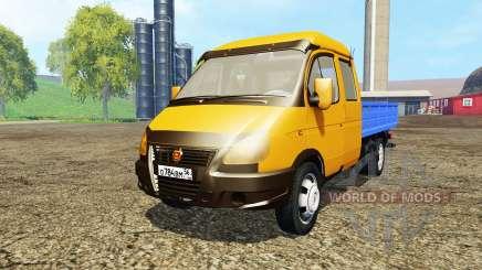 GAZ Valdai 3310 für Farming Simulator 2015