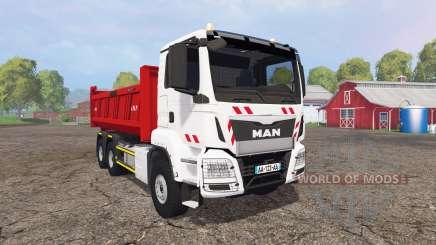 MAN TGS 26.480 für Farming Simulator 2015