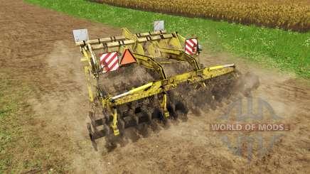 Bednar Terraland TN Profi für Farming Simulator 2017