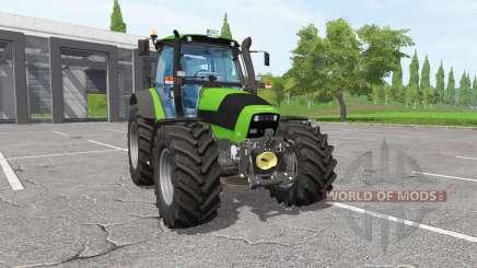 Deutz-Fahr Agrotron 165 Mk3 v2.3 für Farming Simulator 2017