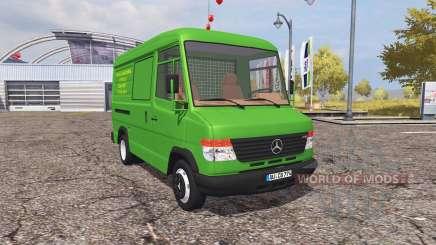 Mercedes-Benz Vario 614 D (Br.668) für Farming Simulator 2013