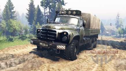 ZIL 133 alligator v1.5 pour Spin Tires
