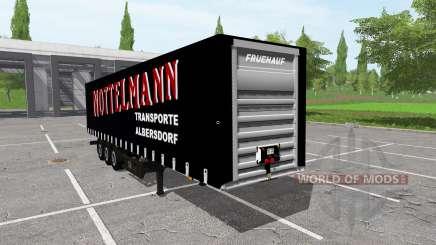 Fruehauf Nottelmann v0.8 pour Farming Simulator 2017