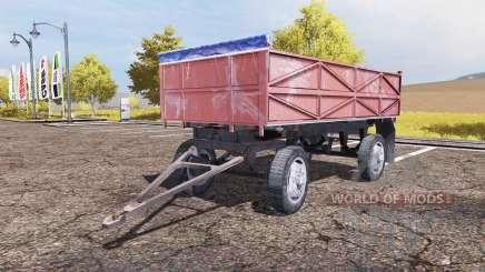 Remorca RM7 v2.0 pour Farming Simulator 2013