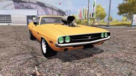 Dodge Challenger 426 Hemi pour Farming Simulator 2013