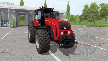 Le biélorusse 3522 pour Farming Simulator 2017