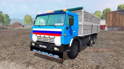 KamAZ 53212 v2.0 pour Farming Simulator 2015