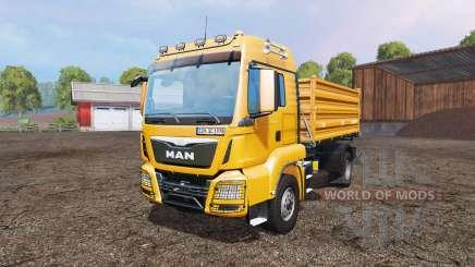 MAN TGS 18.360 v2.2 für Farming Simulator 2015