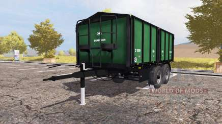 BRANTNER TA 20051-2 XXL Multiplex pour Farming Simulator 2013