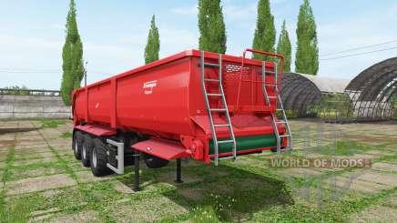 Krampe Bandit SB 30-60 pour Farming Simulator 2017