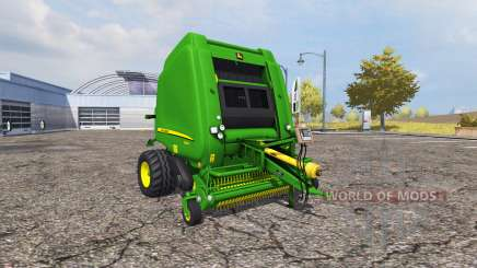 John Deere 864 Premium pour Farming Simulator 2013