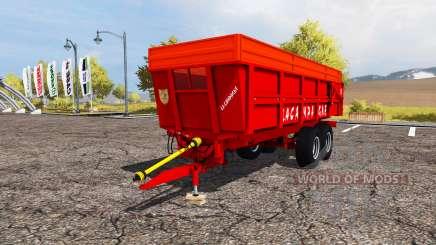La Campagne BBC 18 pour Farming Simulator 2013