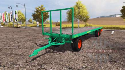 Aguas-Tenias PGRAT pour Farming Simulator 2013