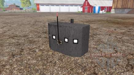 Lamp weight pour Farming Simulator 2015