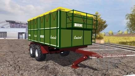 Krone Emsland TDK 302 pour Farming Simulator 2013