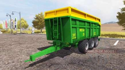 ZDT Mega 25 pour Farming Simulator 2013