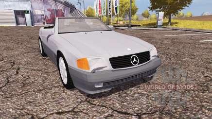 Mercedes-Benz 500 SL (R129) für Farming Simulator 2013