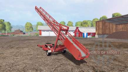 Conveyor belt multifruit pour Farming Simulator 2015