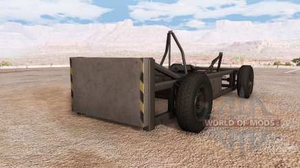 Nardelli crash test cart v1.02 pour BeamNG Drive