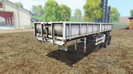 MAZ 9397 (MMZ 771Б) pour Farming Simulator 2015