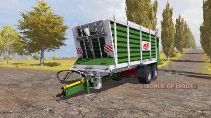 BRIRI Silo-Trans 38 v2.01 für Farming Simulator 2013