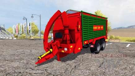 Hawe SUW 4000 für Farming Simulator 2013