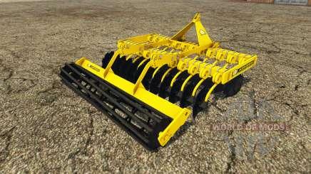 Agrisem Disc-O-Mulch Gold pour Farming Simulator 2015