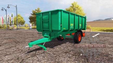 Aguas-Tenias AT v1.5 für Farming Simulator 2013