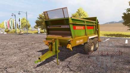 BERGMANN TSW 4190 S v1.1 pour Farming Simulator 2013
