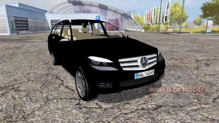 Mercedes-Benz C320 CDI Estate (S204) FBI für Farming Simulator 2013