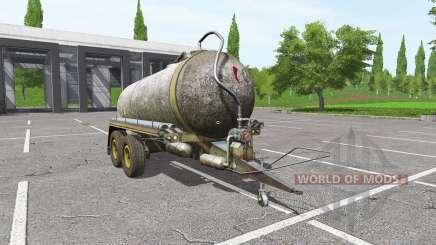 Fortschritt HTS 100.27 für Farming Simulator 2017