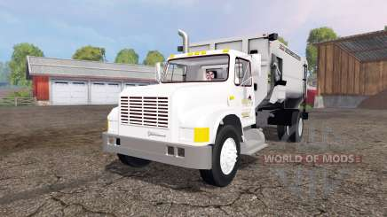 International 4700 1991 feed truck v2.0 pour Farming Simulator 2015
