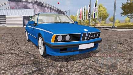 BMW M6 (E24) für Farming Simulator 2013
