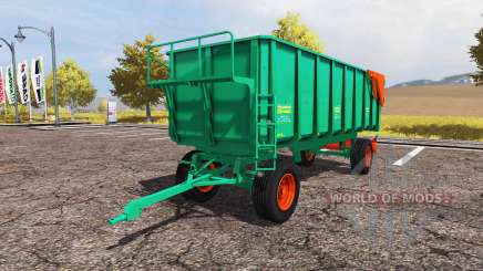 Aguas-Tenias GAT pour Farming Simulator 2013