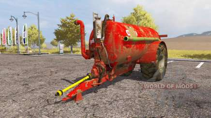 Redrock 2050g für Farming Simulator 2013