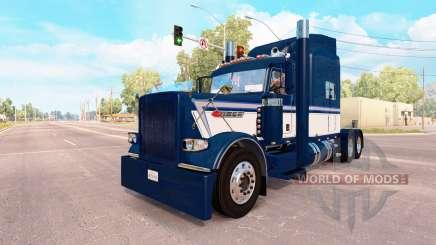 Fitzgerald de la peau pour le camion Peterbilt 389 pour American Truck Simulator