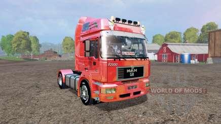 MAN F2000 19.603 für Farming Simulator 2015