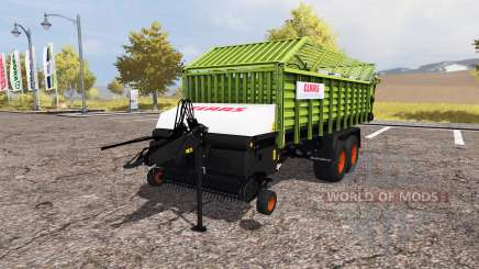CLAAS Quantum 3800 KK v1.2 pour Farming Simulator 2013