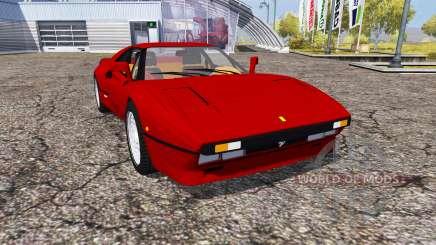Ferrari 288 GTO pour Farming Simulator 2013