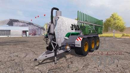 JOSKIN Euroliner 25000 TRS v3.0 pour Farming Simulator 2013