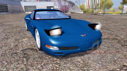 Chevrolet Corvette Z06 (C5) pour Farming Simulator 2013
