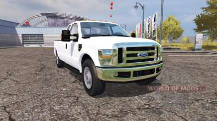Ford F-350 v2.0 pour Farming Simulator 2013