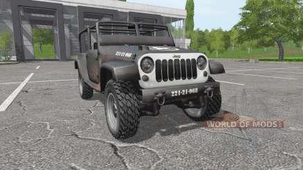 Jeep Wrangler für Farming Simulator 2017