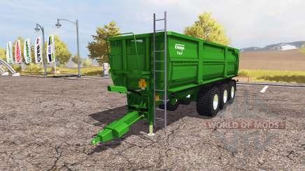 Krampe Big Body 900 S multifruit v1.6 pour Farming Simulator 2013