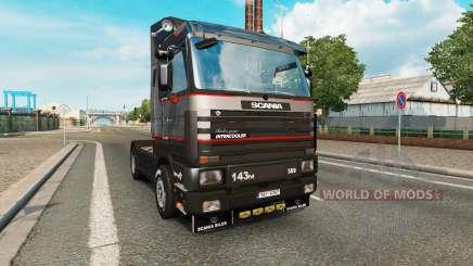 Scania 143M 500 v3.3 für Euro Truck Simulator 2