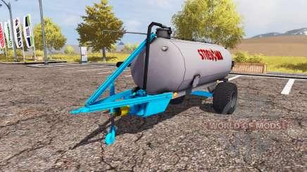 Streumix tank liquid manure für Farming Simulator 2013